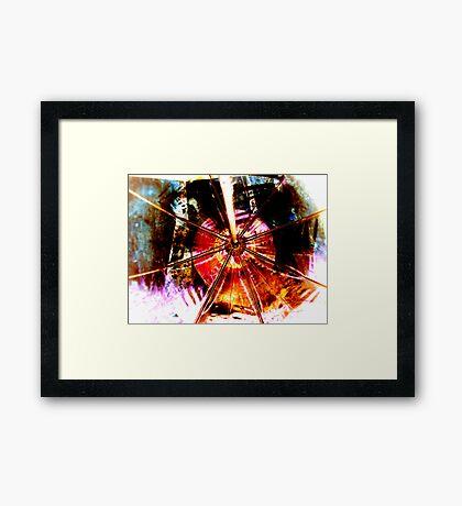 Centrum Framed Print