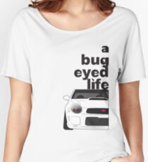 Subaru Bug Eyed life Women's Relaxed Fit T-Shirt