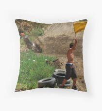 Skowhegan 7/24/11 #142 Throw Pillow