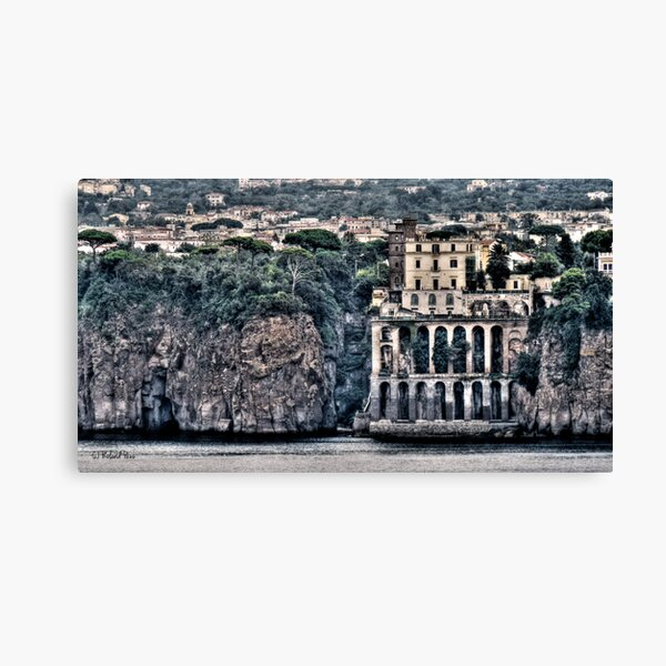 Old Sorrento Canvas Print