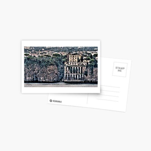 Old Sorrento Postcard