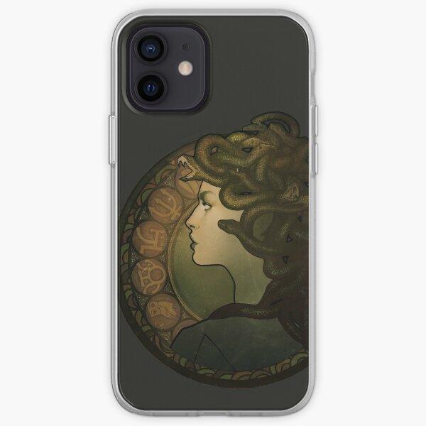 Medusa Nouveau iPhone Soft Case