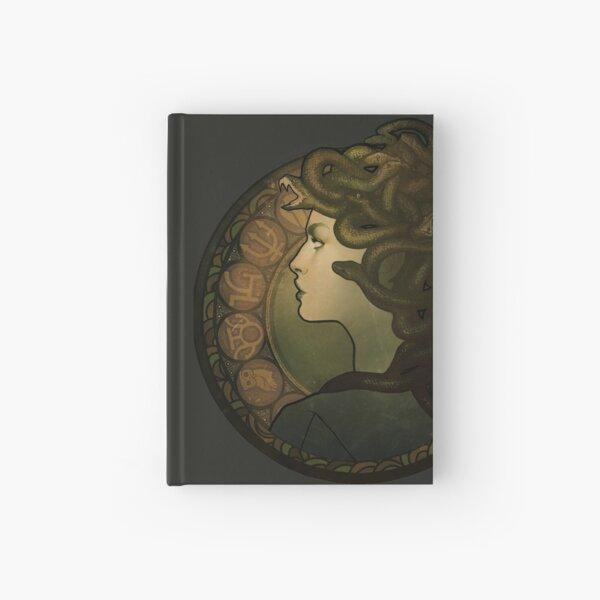 Medusa Nouveau Cuaderno de tapa dura