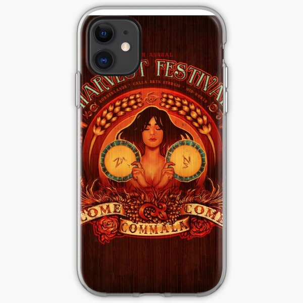 Come-Come-Commala iPhone Soft Case