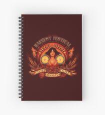 Come-Come-Commala Spiral Notebook