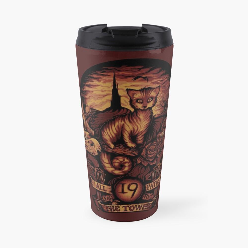 NINETEEN Travel Mug