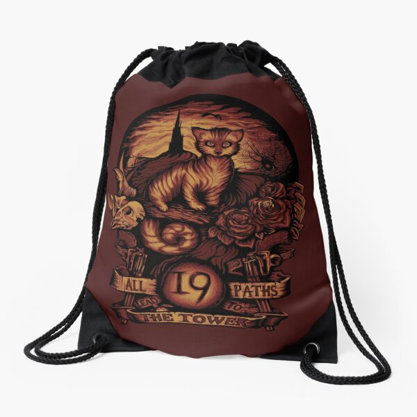 NINETEEN Drawstring Bag