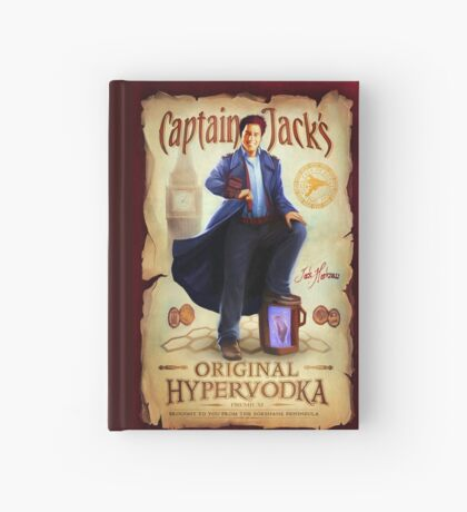 Original Hypervodka Hardcover Journal