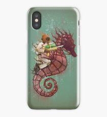 The Water Warrior iPhone Case/Skin