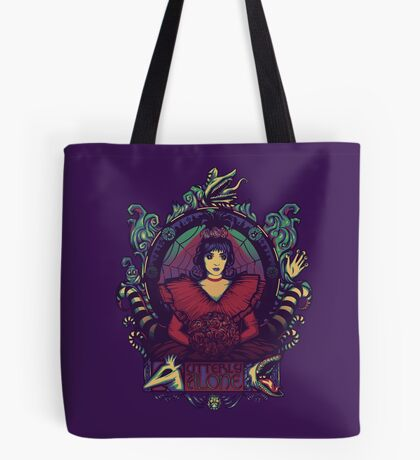 Utterly Alone Tote Bag