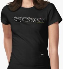 Electronic Rumors: Classic Women's Fitted T-Shirt