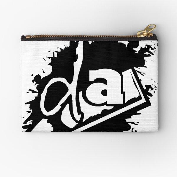 Drawaholics Icon Black Zipper Pouch