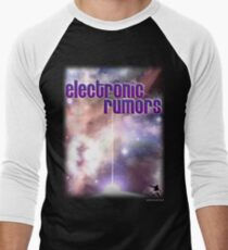 Electronic Rumors: V2.0 Men's Baseball ¾ T-Shirt