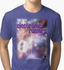 Electronic Rumors: V2.0 Tri-blend T-Shirt