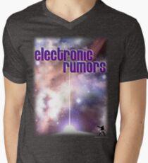 Electronic Rumors: V2.0 Mens V-Neck T-Shirt