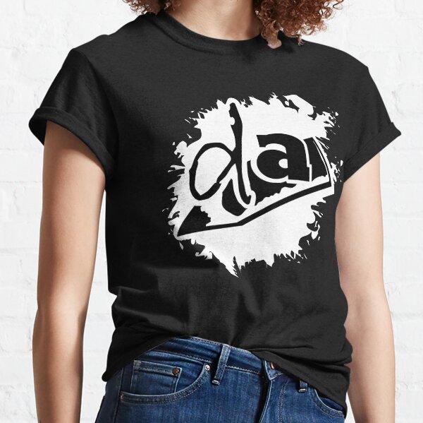 Drawaholics Icon White Classic T-Shirt