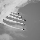 contrails by imageworld