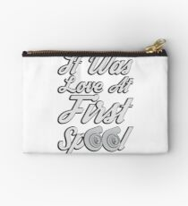 Love at first Spool Zipper Pouch