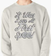 Love at first Spool Pullover Sweatshirt