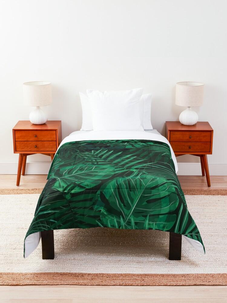 Alternate view of JBACKGROUND DESIGN Comforter