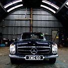 Vintage Benz by marc melander