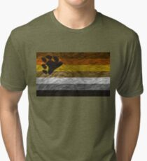 Bear Pride Tri-blend T-Shirt