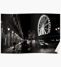 Rue de Rivoli Poster