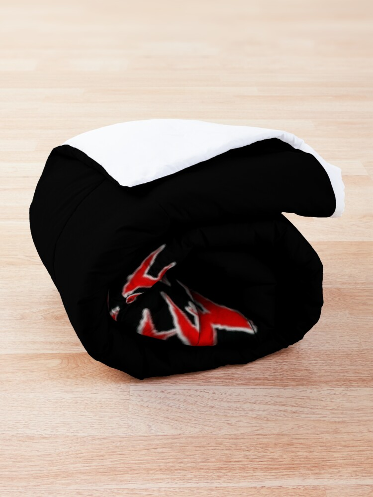 Alternate view of rip the jacka & mac dre Comforter