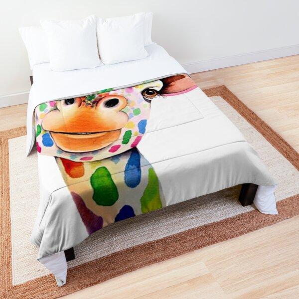 GIRAFE--ART Comforter