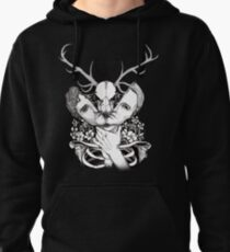 Inside Your Head Pullover Hoodie