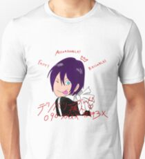 Delivery God Yato-- Fast, Affordable, Reliable! Unisex T-Shirt