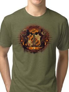 It's All in the Game Tri-blend T-Shirt