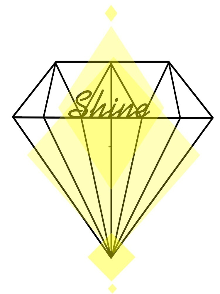 Shine Diamond by crazyowl