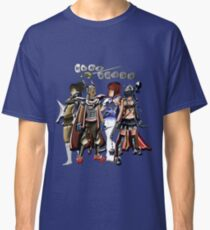 Runescape four characters Classic T-Shirt