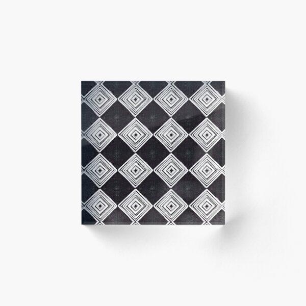 durango diamonds  Acrylic Block