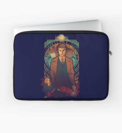 Allons-y Laptop Sleeve