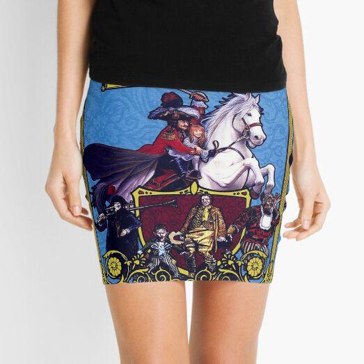 The Adventures of Baron Munchausen Mini Skirt