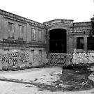Abandoned  Warehouse by Scott Chambless