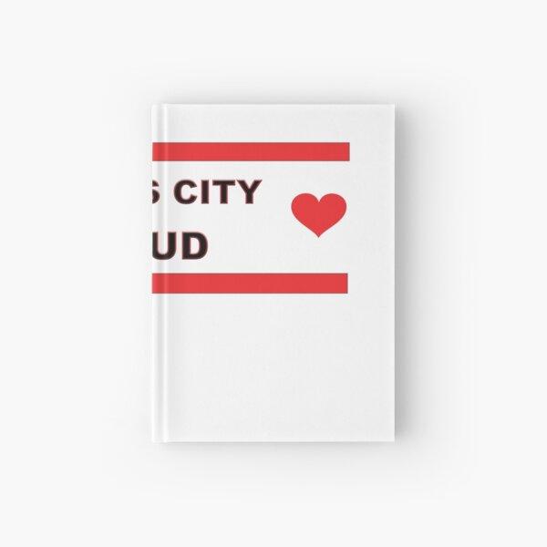 Kansas City Proud Missouri Love Hardcover Journal