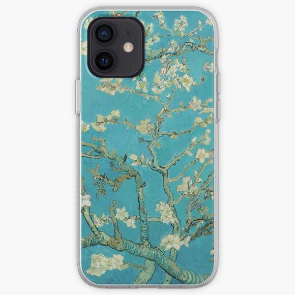 HD Vincent Van Gogh Mandelblüten iPhone Flexible Hülle