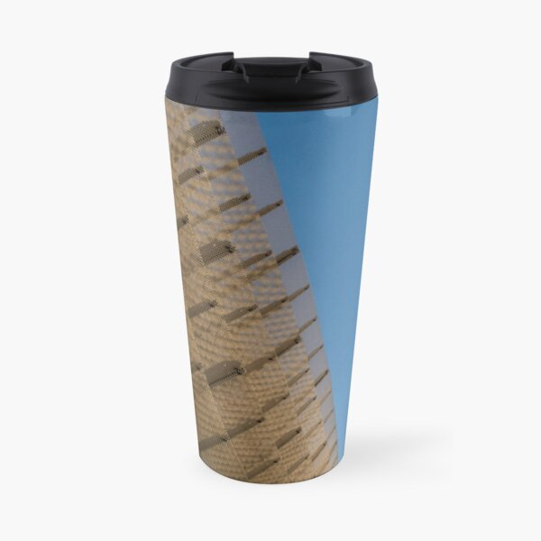 Latticework Travel Mug