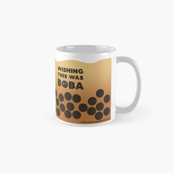 Wishing this was Boba Tea Classic Mug