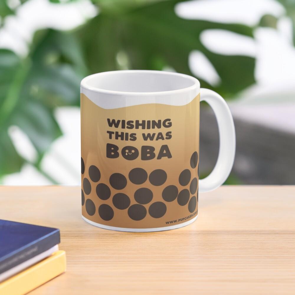 Wishing this was Boba Tea Mug