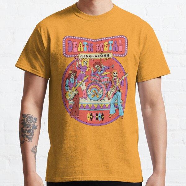Death Metal Sing-Along Camiseta clásica