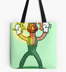 Luigi Lunacy Tote Bag