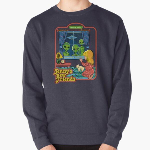 Jenny's New Friends Pullover Sweatshirt