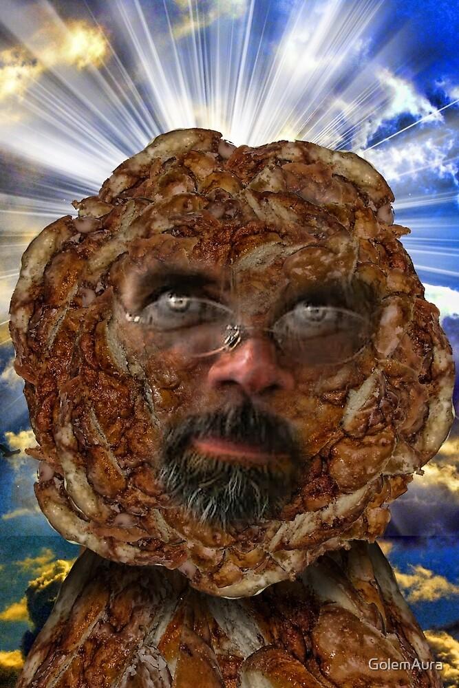 Jason the Apple Fritter by GolemAura