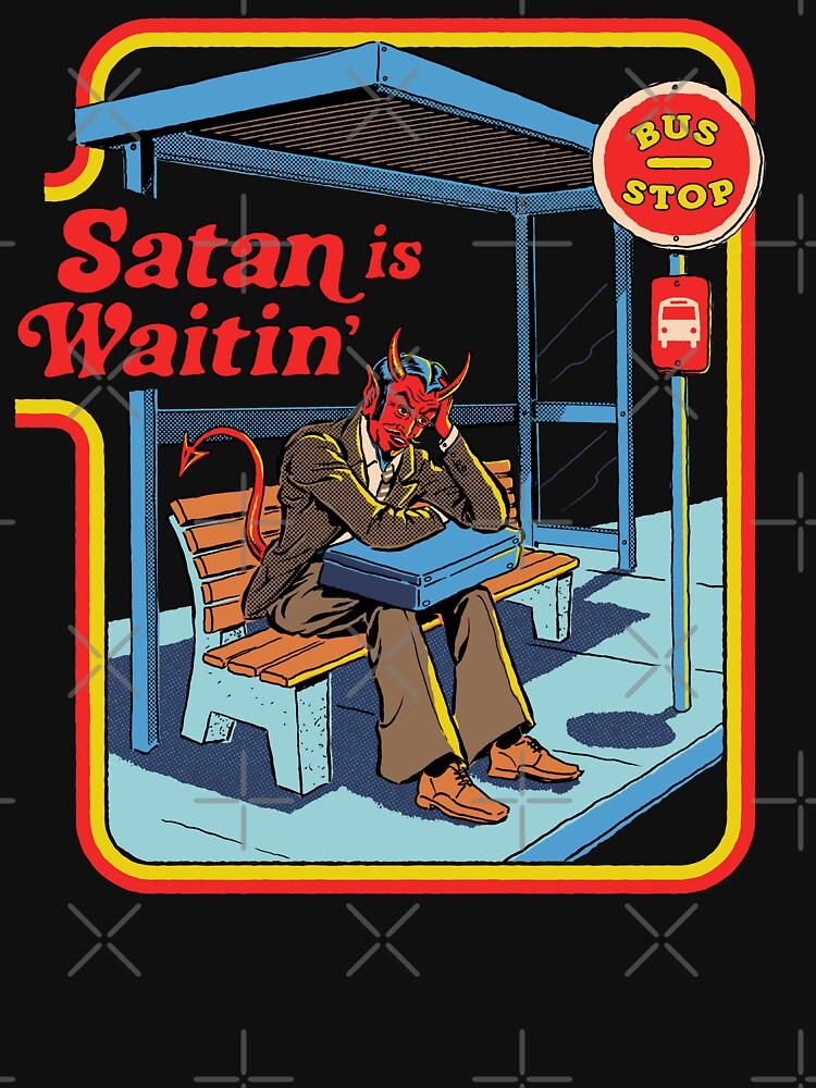 Satan is Waitin' by stevenrhodes