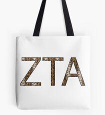 ZTA Letters Tote Bag