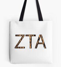 ZTA Print Tote Bag